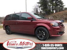 2019 Dodge Grand Caravan GT...NAV*DVD*HTD SEATS*BACKUP CAM! Van