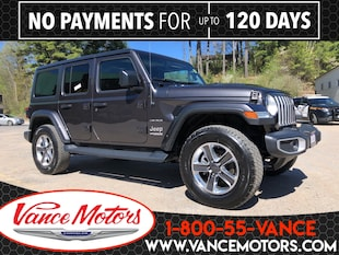 2020 Jeep Wrangler Unlimited Sahara 4x4...TURBO*LEATHER*NAV! SUV