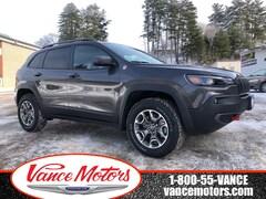 2020 Jeep Cherokee Trailhawk 4x4...NAV*SUNROOF*HTD SEATS! SUV