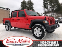2020 Jeep Gladiator Sport S 4x4...HTD SEATS*BEDLINER*TOW! Camion cabine Crew