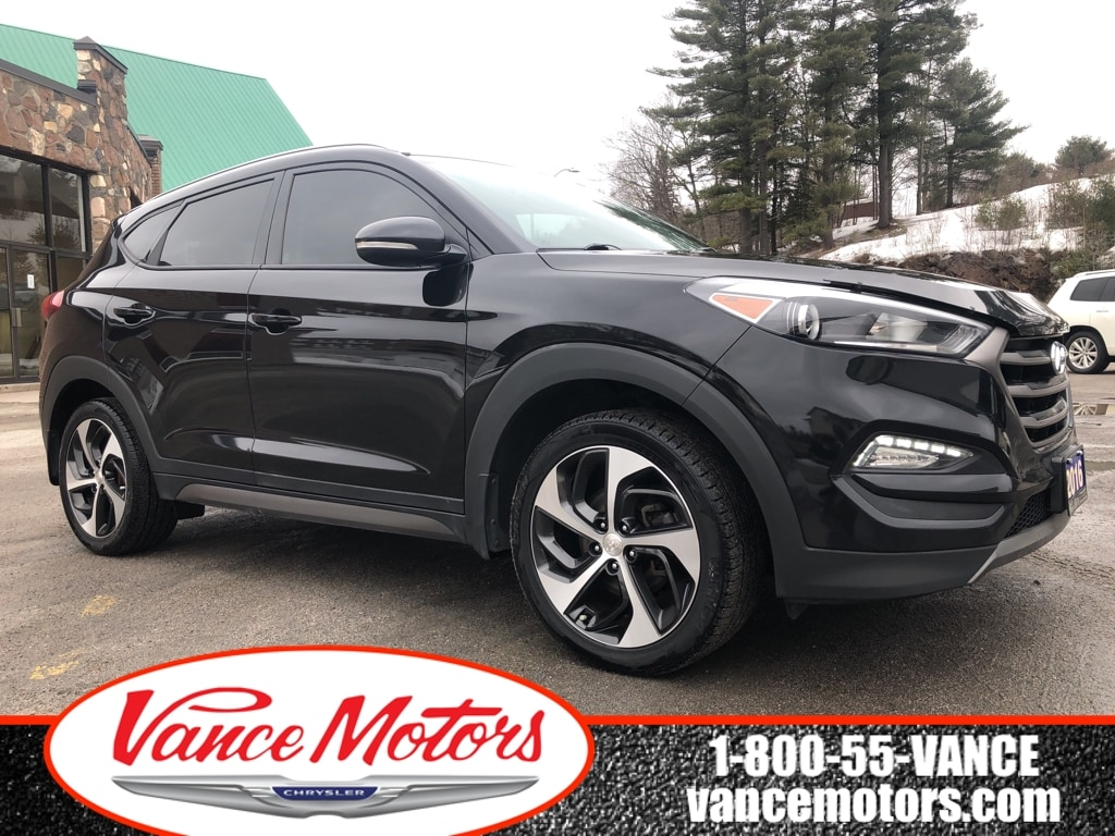 2016 Hyundai Tucson Limited AWD...BACKUP CAM*HTD SEATS*BLUETOOTH! SUV
