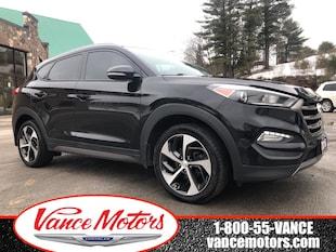 2016 Hyundai Tucson Limited AWD...BACKUP CAM*HTD SEATS*BLUETOOTH! SUV