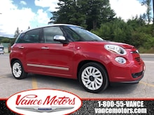 2014 FIAT 500L Lounge...NAV*MANUAL*LEATHER! Hatchback