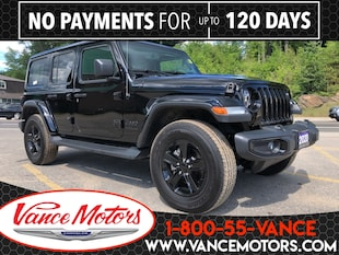 2020 Jeep Wrangler Unlimited Sahara Altitude 4x4...LEATHER*NAV! SUV