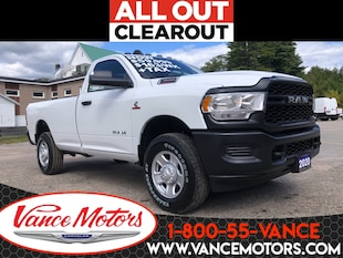 2020 Ram 3500 Tradesman 4X4...REG CAB*CUMMINS*BACKUP CAM! Truck Regular Cab
