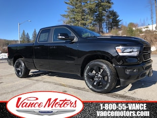 2019 Ram All-New 1500 Sport 4x4...NAV*BED STEP*LEATHER! Truck Quad Cab