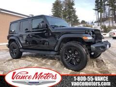 2020 Jeep Wrangler Unlimited Sahara Altitude 4x4...LEATHER*NAV! SUV