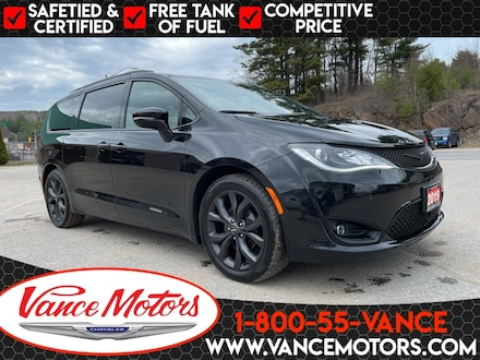 2019 Chrysler Pacifica Limited S...DVD*LEATHER*DUAL SUNROOF! Minivan