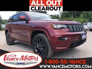 2020 Jeep Grand Cherokee Laredo Altitude 4x4...HTD SEATS*NAV*SUNROOF! SUV