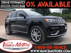 2020 Jeep Grand Cherokee Summit 4x4...V8*LEATHER*COOLED SEATS! SUV