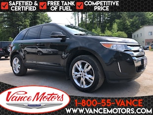2013 Ford Edge Limited AWD...DUAL SUNROOF*LEATHER*NAV! SUV