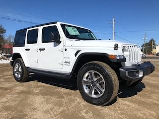 2018 Jeep All-New Wrangler Unlimited Sahara 4x4....BLUETOOTH*BACKUP CAM*LEATH SUV