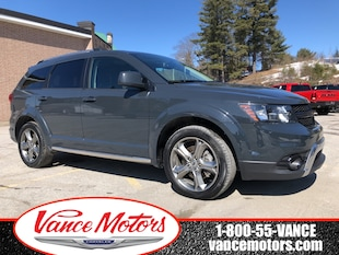 2018 Dodge Journey Crossroad AWD...7 SEATS*LEATHER*HTD SEATS! SUV