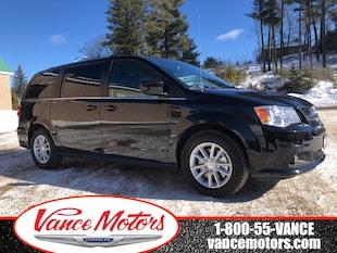 2020 Dodge Grand Caravan Premium Plus...HTD SEATS*DVD*BACKUP CAM! Van