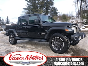 2020 Jeep Gladiator Overland 4x4...LEATHER*HTD SEATS*NAV! Truck Crew Cab