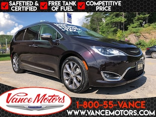 2018 Chrysler Pacifica Limited...TOW*LEATHER*COOLED SEATS! Minivan