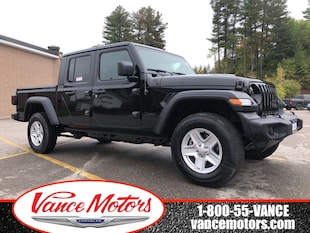 2020 Jeep Gladiator Sport S 4x4...HTD SEATS*BACKUP CAM*TOW! Truck Crew Cab