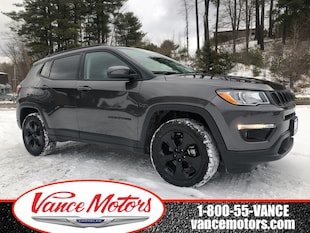 2020 Jeep Compass Altitude 4X4...NAV*HTD SEATS*BACKUP CAM! SUV