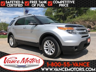 2014 Ford Explorer XLT 4X4...LEATHER*NAV*TOW! SUV
