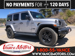 2019 Jeep Wrangler Unlimited Sahara 4x4...V6*LEATHER*HTD SEATS! SUV