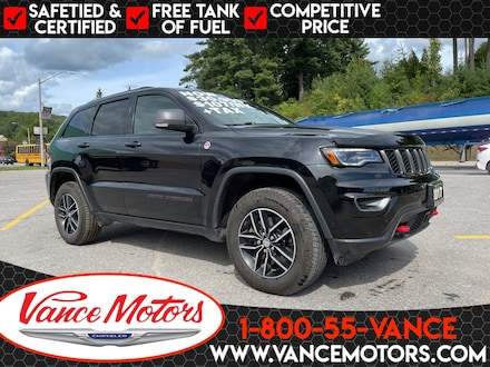 2017 Jeep Grand Cherokee Trailhawk 4x4...V8*COOLED SEATS*LEATHER! SUV