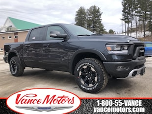 2019 Ram All-New 1500 Rebel 4x4...LEATHER*NAV*12