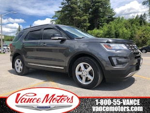2016 Ford Explorer XLT 4x4...NAV*LEATHER*HTD SEATS! SUV