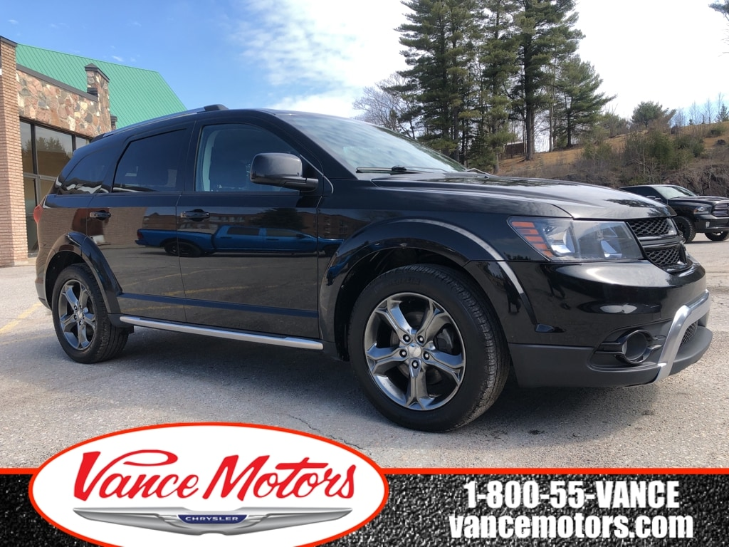 2014 Dodge Journey Crossroad...LEATHER*BLUETOOTH*REMOTE ENTRY! SUV