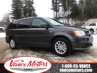 2019 Dodge Grand Caravan 35th Anniversary Edition...NAV*HTD SEATS*DVD! Van