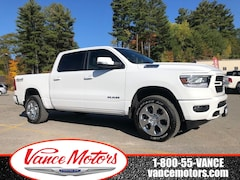 2020 Ram 1500 Big Horn North Edition 4x4...NAV*HTD SEATS*BACKUP  Truck Crew Cab