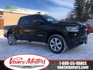 2019 Ram All-New 1500 Big Horn 4x4...HTD SEATS*BACKUP CAM*TOW! Truck Crew Cab