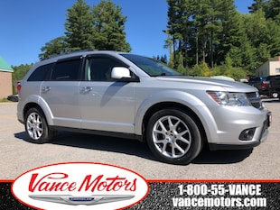 2012 Dodge Journey R/T AWD...V6*LEATHER*REMOTE ENTRY! SUV