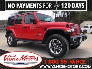 2020 Jeep Wrangler Unlimited Sahara 4X4...DIESEL*DUAL TOP*HTD SEATS! SUV
