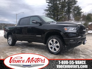 2020 Ram 1500 Big Horn North Edition 4x4...NAV*HTD SEATS*TOW! Truck Crew Cab