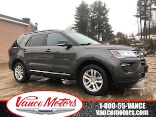 2018 Ford Explorer XLT 4X4...7 SEATS*PARK ASSIST*HTD SEATS! SUV