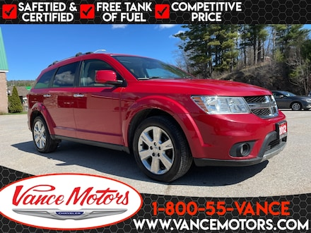2012 Dodge Journey R/T AWD...LEATHER*SUNROOF* HTD SEATS! SUV