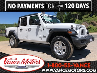 2020 Jeep Gladiator Sport S 4x4...MANUAL*HTD SEATS*TOW! Truck Crew Cab