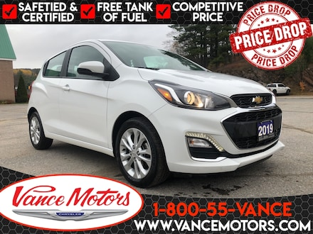 2019 Chevrolet Spark 1LT CVT...BACKUP CAM*BLUETOOTH*REMOTE ENTRY! Hatchback