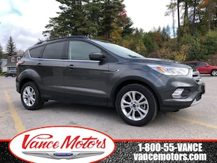 2018 Ford Escape SEL 4x4...NAV*LEATHER*SUNROOF! SUV