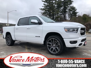 2019 Ram All-New 1500 Sport 4x4...NAV*LEATHER*HTD SEATS! Truck Crew Cab