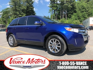 2013 Ford Edge Limited AWD...LEATHER*NAV*DUAL SUNROOF! SUV