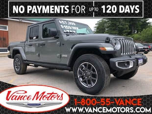 2020 Jeep Gladiator Overland 4X4...DUAL TOP*NAV*LEATHER! Truck Crew Cab