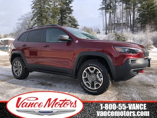 2020 Jeep Cherokee Trailhawk 4x4...HTD SEATS*BACKUP CAM*TOW! SUV