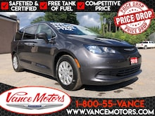2018 Chrysler Pacifica L...HTD SEATS*REMOTE START*BLUETOOTH! Minivan