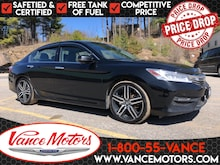 2016 Honda Accord Touring...V6*SUNROOF*LEATHER! Sedan