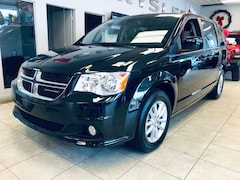2019 Dodge Grand Caravan SXT Premium Plus DVD CAMERA BLUETOOTH Van