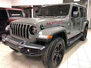 2020 Jeep Wrangler Unlimited Sahara Altitude VUS