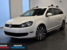 2014 Volkswagen Golf 2.5L WAGON + SIEGES CHAUFFANTS + MODELE UNIQUE  Familiale