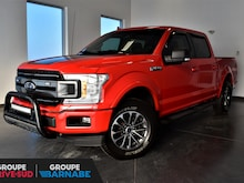 2018 Ford F-150 SPORT + SUPERCREW + ECOBOOST 2.7 + NAV  Truck SuperCrew Cab