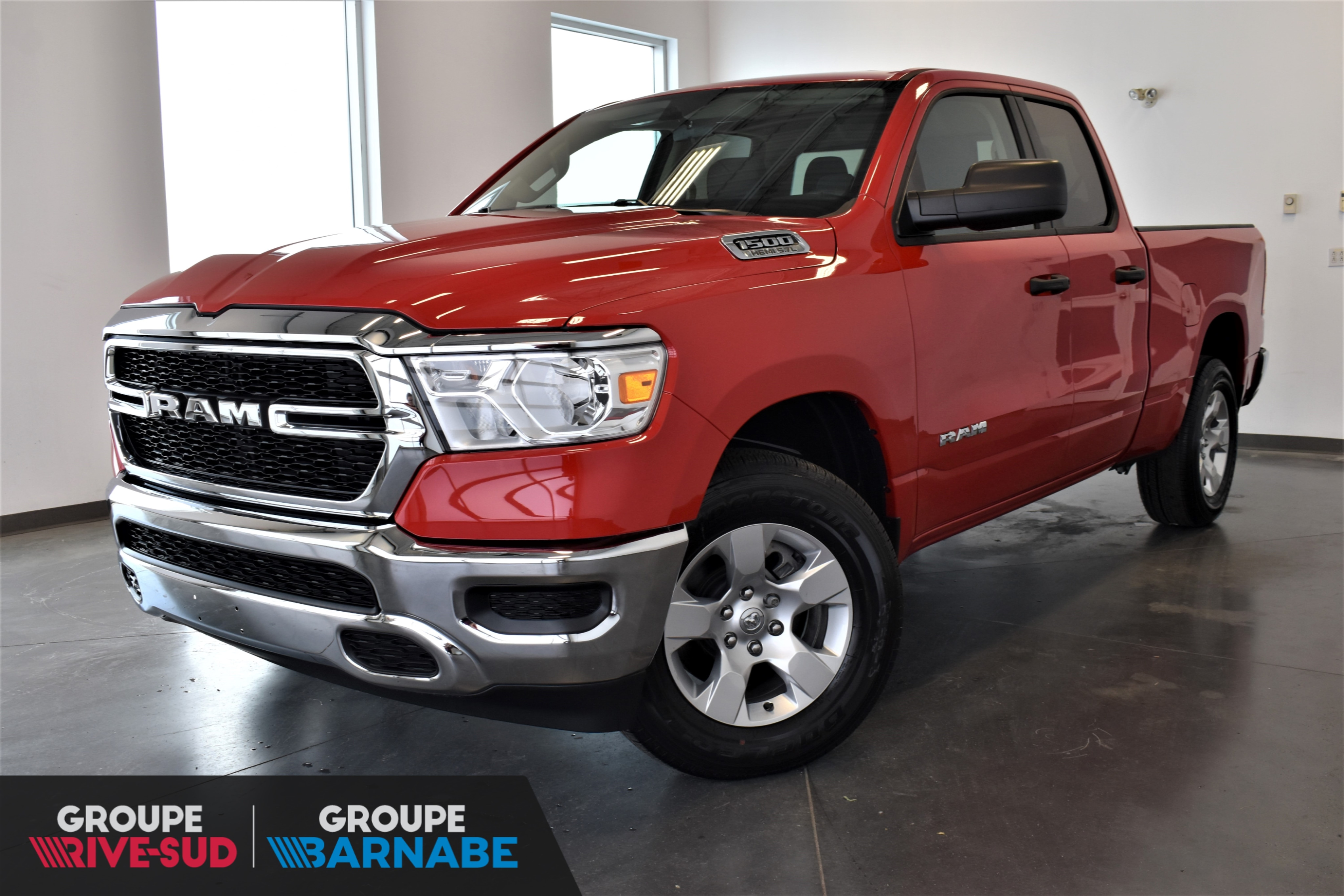 2019 Ram All-New 1500 TRADESMAN - SXT  Camion Quad Cab